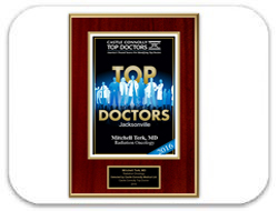 Castle Connolly Top Doctor's Award 2016